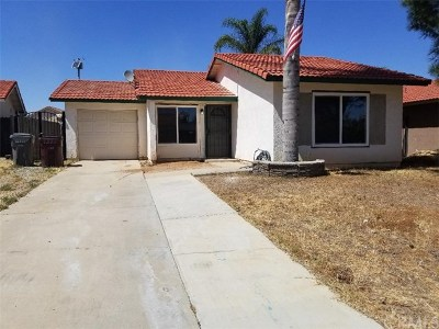 Sun City Single Family Home For Sale: 25630 Felicia