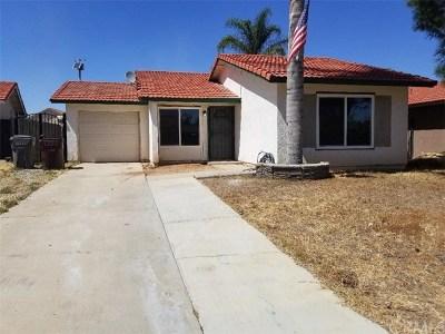 Sun City Single Family Home For Sale: 25630 Felicia