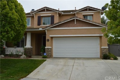 Temecula Single Family Home For Sale: 31969 Pasos Place