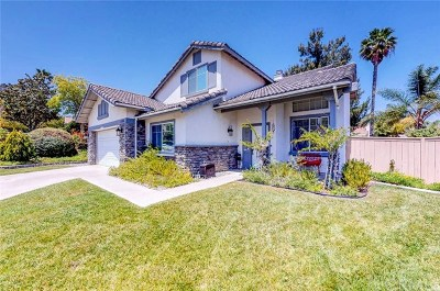 Temecula Single Family Home For Sale: 42388 Corte Villosa