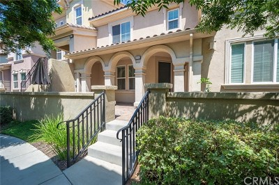 Riverside, Temecula Condo/Townhouse For Sale: 40081 Spring Place Court