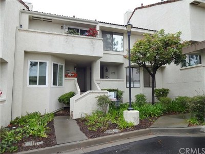 Mission Viejo Condo/Townhouse For Sale: 21734 Mirador #48