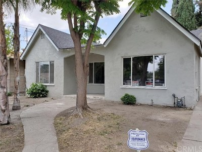 San Bernardino Single Family Home For Sale: 1158 Wall Avenue