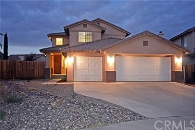 Murrieta Single Family Home For Sale: 25144 Corte Pico