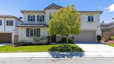 Murrieta Single Family Home For Sale: 27331 Trefoil Street