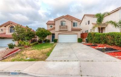 Lake Elsinore Single Family Home For Sale: 33162 Shoreline Drive
