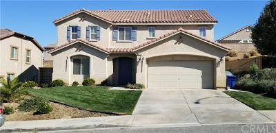 Palmdale Single Family Home For Sale: 37128 The Groves