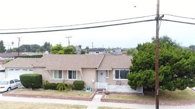 La Mirada Single Family Home For Sale: 14241 Foster Road