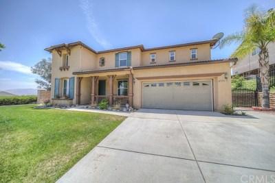 Corona Single Family Home For Sale: 8571 Camino Naranjo Road
