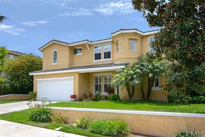 Oceanside Single Family Home For Sale: 1346 Napoli Street