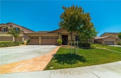 Murrieta Single Family Home For Sale: 35108 Indian Grass Drive
