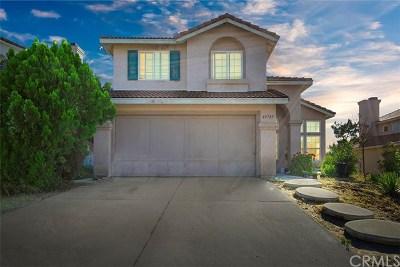 Temecula Single Family Home For Sale: 44789 Corte Gutierrez