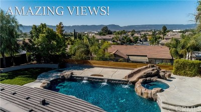 Temecula Single Family Home For Sale: 40273 Odessa Drive