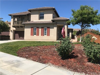 Temecula Single Family Home For Sale: 34139 Galleron Street