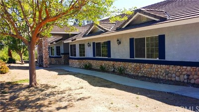 Temecula Single Family Home For Sale: 30435 Colver Court