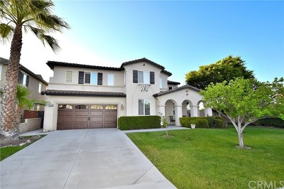 Temecula Single Family Home For Sale: 33034 Paoli Court