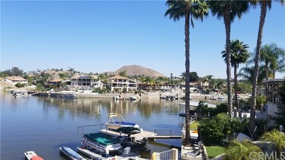 Canyon Lake Single Family Home For Sale: 23640 Continental Drive
