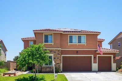 Lake Elsinore Single Family Home For Sale: 36686 Acanthus Drive