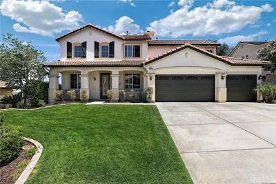 Menifee Single Family Home For Sale: 31474 Shadow Ridge Drive