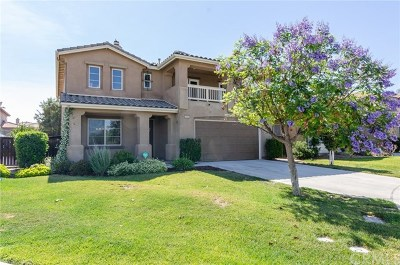 Winchester Single Family Home For Sale: 35626 Francis Circle