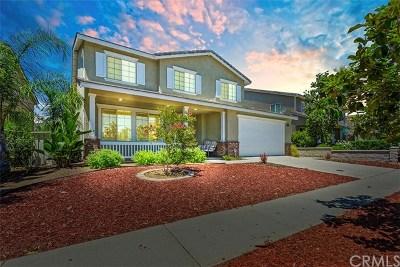 Murrieta Single Family Home For Sale: 23863 Via Alisol