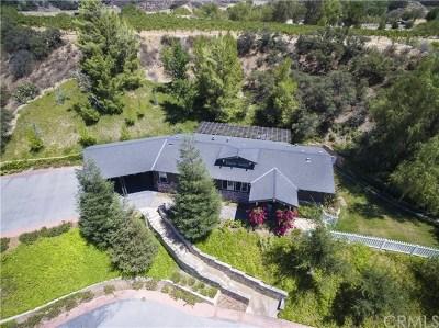Canyon Lake, Lake Elsinore, Menifee, Murrieta, Temecula, Wildomar, Winchester Rental For Rent: 43240 Los Corralitos Road
