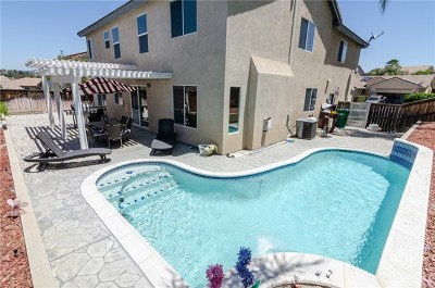Murrieta Single Family Home For Sale: 39634 Montebello Way