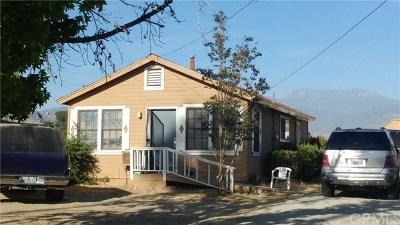 San Jacinto Single Family Home For Sale: 1163 S Santa Fe Avenue
