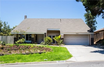 Temecula Single Family Home For Sale: 30205 Villa Alturas Drive