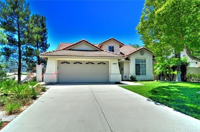 Temecula Single Family Home For Sale: 31887 Camino Rosales