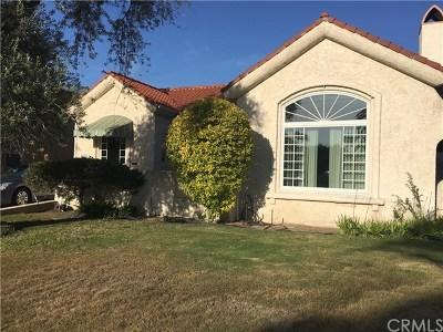 Glendale Single Family Home For Sale: 1018 N Jackson Street