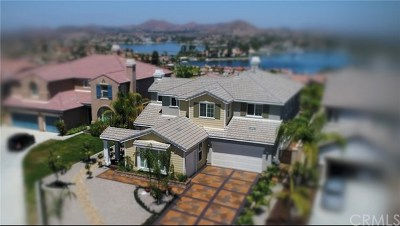 Lake Elsinore Single Family Home For Sale: 25 Via Palmieki Court