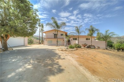 Fallbrook Single Family Home For Sale: 35825 Rice Canyon Rd