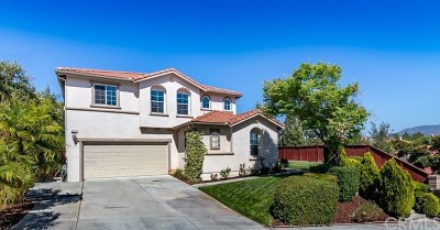 Riverside, Temecula Single Family Home For Sale: 42111 Majestic Court