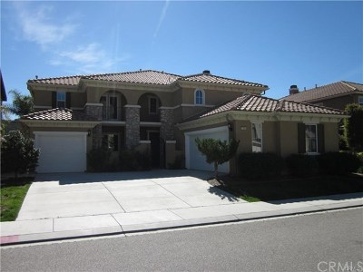 Canyon Lake, Lake Elsinore, Menifee, Murrieta, Temecula, Wildomar, Winchester Rental For Rent: 27086 Pumpkin Street