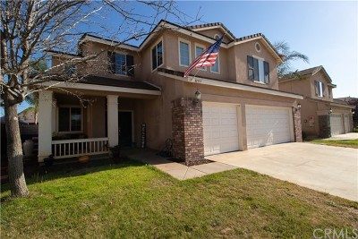 Winchester Single Family Home For Sale: 31957 Odyssey Drive