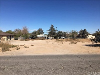 Hesperia Residential Lots & Land For Sale: Juniper Street