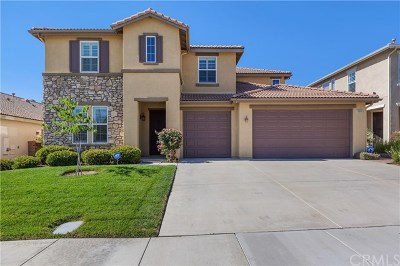 Wildomar Single Family Home For Sale: 35976 Country Park Drive