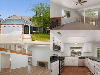 Moreno Valley Single Family Home For Sale: 25172 Vanessa Court