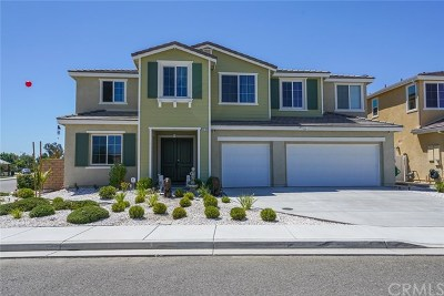 Menifee Single Family Home For Sale: 30184 Goldenrain Drive
