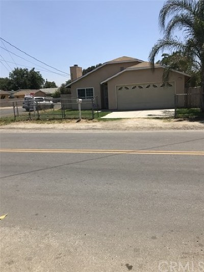 Riverside Single Family Home For Sale: 3510 Wallace Street