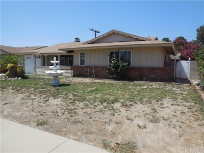 Menifee Single Family Home For Sale: 26096 Ridgemoor Road