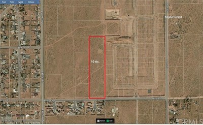 Apple Valley Residential Lots & Land For Sale: 20000 Ramona Avenue