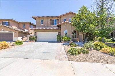 Winchester Single Family Home For Sale: 31098 Manford Drive
