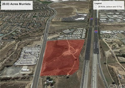 Murrieta Residential Lots & Land For Sale: 123 Jackson