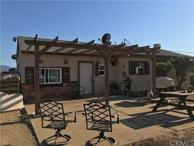 Hemet Single Family Home For Sale: 41085 Sage Road