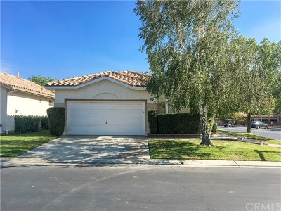 Banning Single Family Home For Sale: 5888 Orange Tree Avenue
