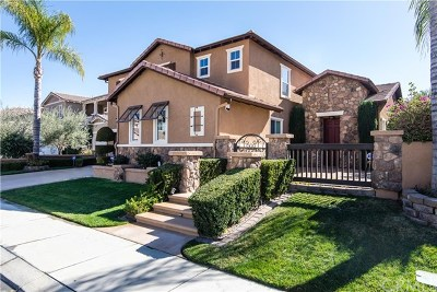 Murrieta Single Family Home For Sale: 27158 Red Maple Street