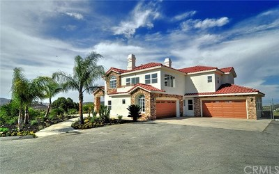 Murrieta Single Family Home For Sale: 39425 Calle De Suenos