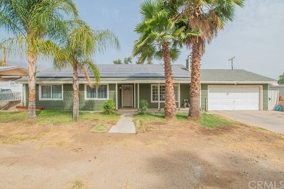 Lake Elsinore Single Family Home For Sale: 33259 Case Street